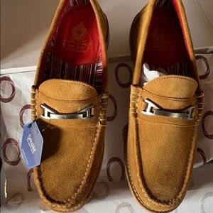 Base London Carriage Men's loafer USA 9